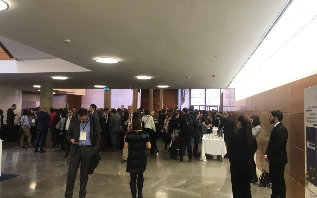 Mundovico asiste a la Conferencia Horizonte 2020