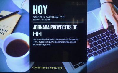 Jornada de Proyectos de I+Di: Una oportunidad de crecimiento para las empresas