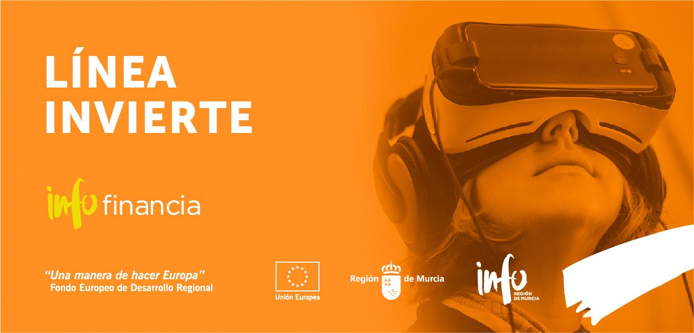 Linea Invierte Murcia 2021